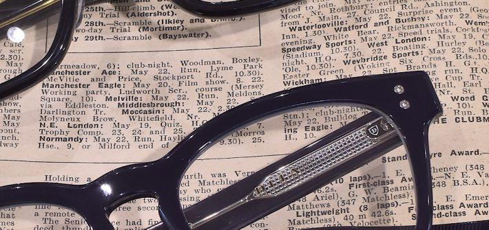 DITA ディータ MANN マン ウェリントン 2017SS 福岡の眼鏡店 北九州 メガネ男子 眼鏡女子