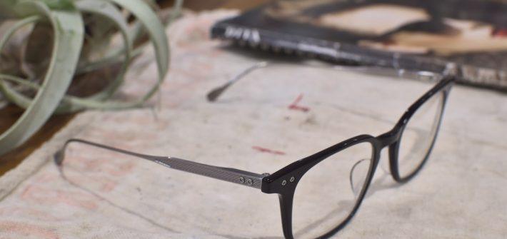 DITA ディータ BUCKEYE バックアイ ダイヤモンドカット 福岡の眼鏡店 北九州 メガネ男子