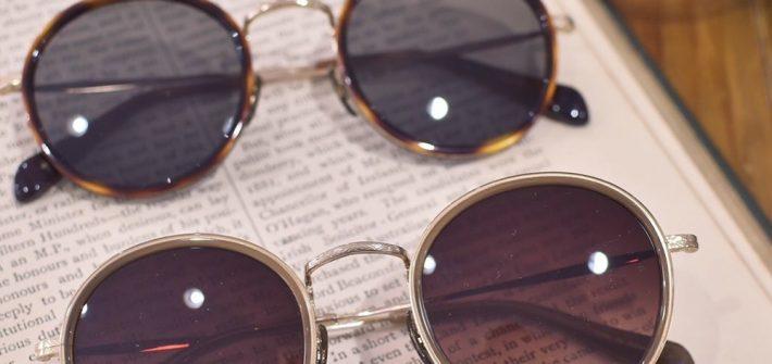 OLIVER PEOPLES オリバーピープルズ MELINE サングラス 丸 ラウンド 福岡の眼鏡店 北九州 小倉 メガネ かわいい メガネ女子