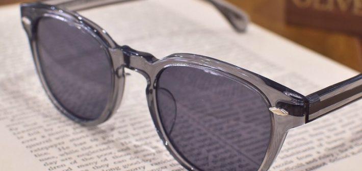 OLIVER PEOPLES オリバーピープルズ SHELDRAKE PLUS-J シェルドレイク プラス J サングラス ボスリントン 福岡の眼鏡店 北九州 小倉 メガネ かわいい メガネ女子