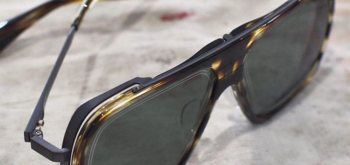 DITA ディータ ENDURANCE79 ロサンゼルス チタン サングラス ティアドロップ 福岡の眼鏡店 北九州 メガネ男子