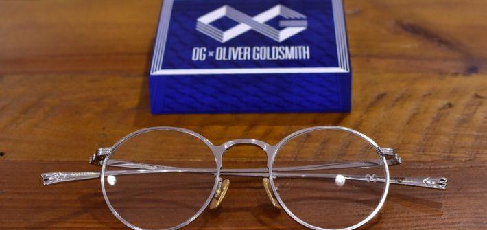 OG × OLIVER GOLDSMITH | オージーバイオリバーゴールドスミス