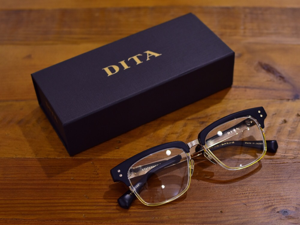 DITA | ディータ STATESMAN-FIVE