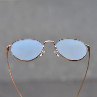 OLIVER PEOPLES × THE ROW BROWN STONE2