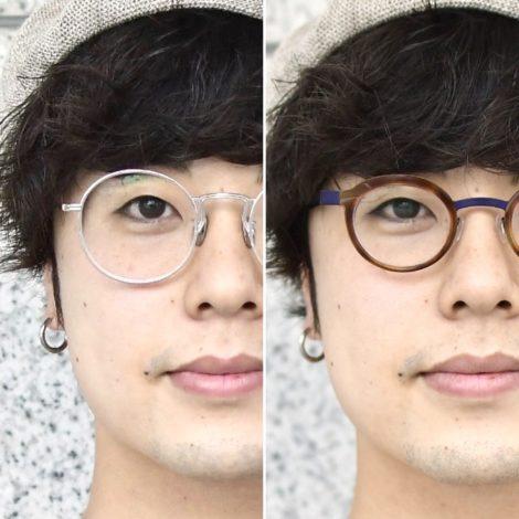 【メガネの選び方】強度近視さん向け