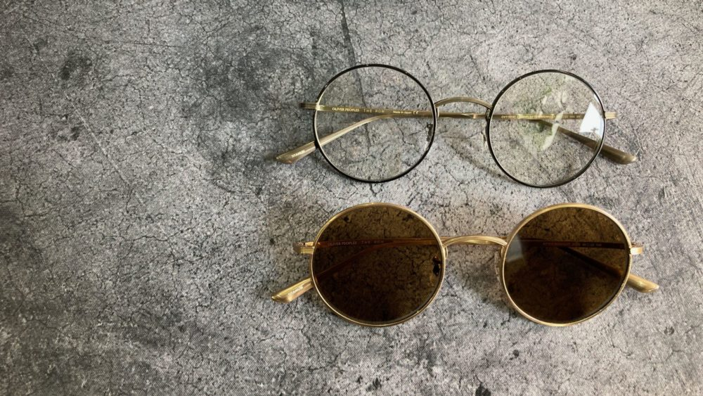 OLIVER PEOPLES『AFTER MIDNIGHT』