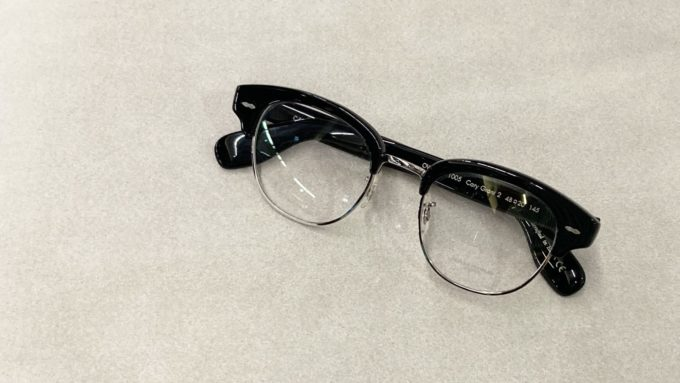 OLIVER PEOPLES『Cary Grant2』